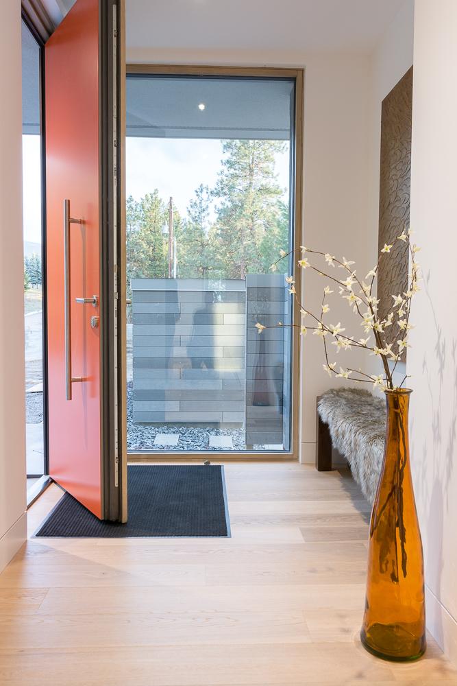 Passive House Doors