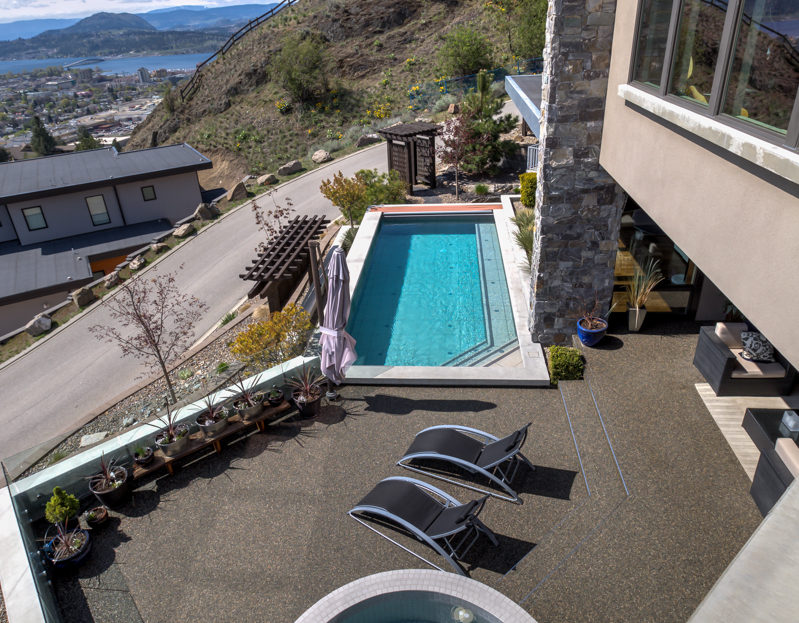 Kelowna Pool Builder